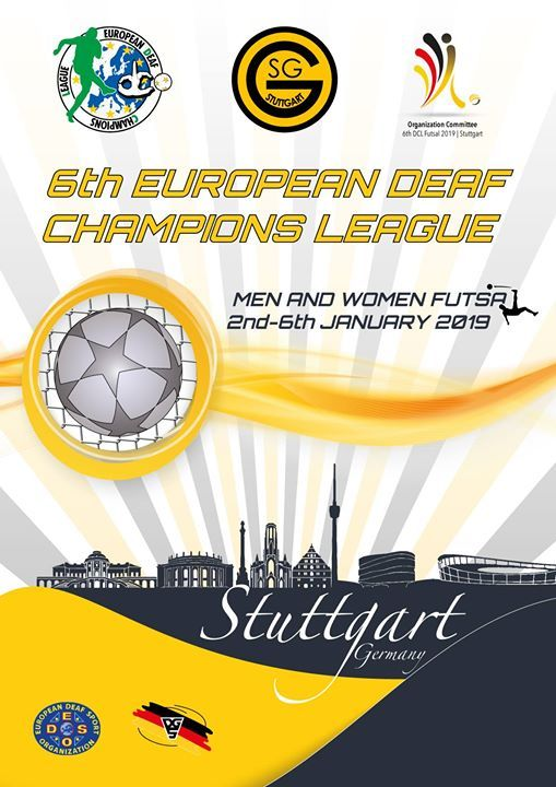 6th DCL Futsal in Stuttgart
