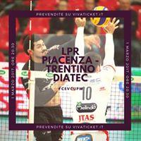4th Finals CEV Cup LPR Piacenza - Trentino Diatec