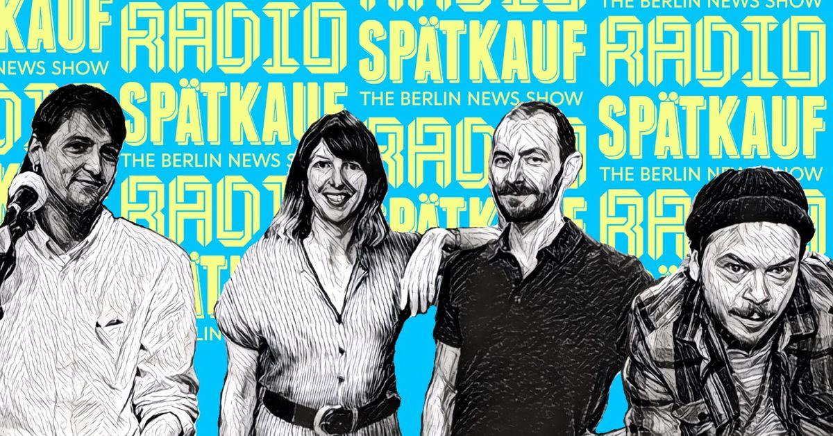 Radio Spaetkauf Podcast Recording May