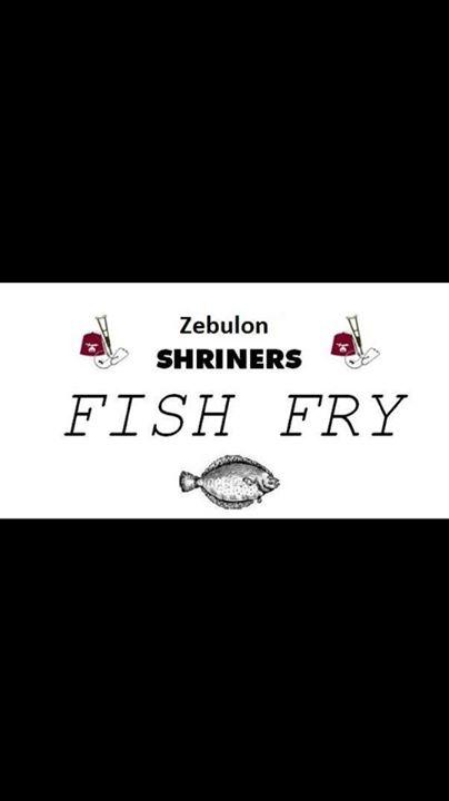 Zebulon Shrine Club Fish Fry