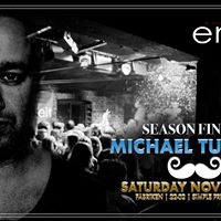 Klubb Enkelt Presents Movember With Michael Tupalski