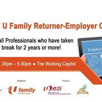 NTUC U Family Returner-Employer Connect