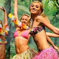 Hawaii party (open air) start 1800 na zahrdce