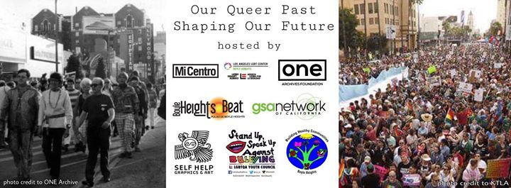 Our Queer Past Shaping Our Future