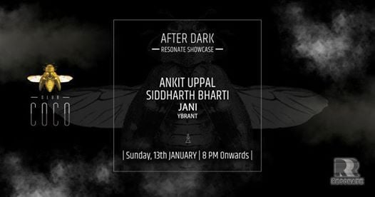Coco After Dark featuring Ankit Uppal & Siddharth Bharti