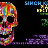 Simon Kemp Piano Recital