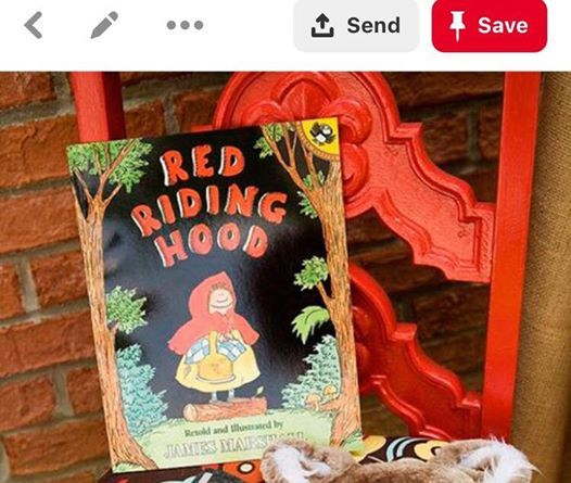 Red riding hood Afternoon tea and Puppet show