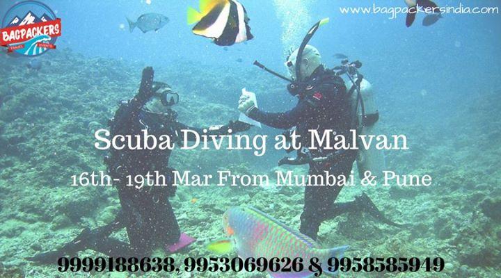 Scuba Diving Trip to Malvan 2018