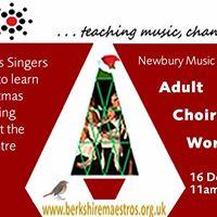 Newbury Music Centre Adult Choir (St Barts Singers) Workshop