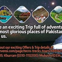 Lets Explore Northern Areas after EID