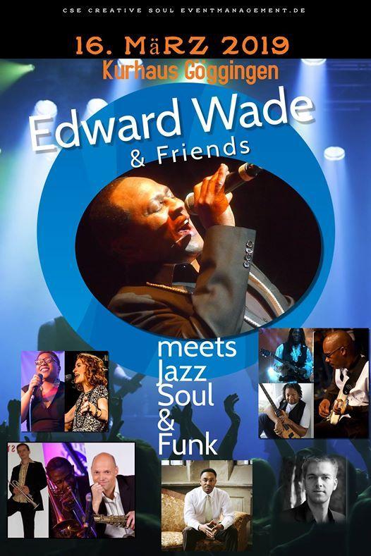 Edward Wade and Friends - Jazz Soul & Funk