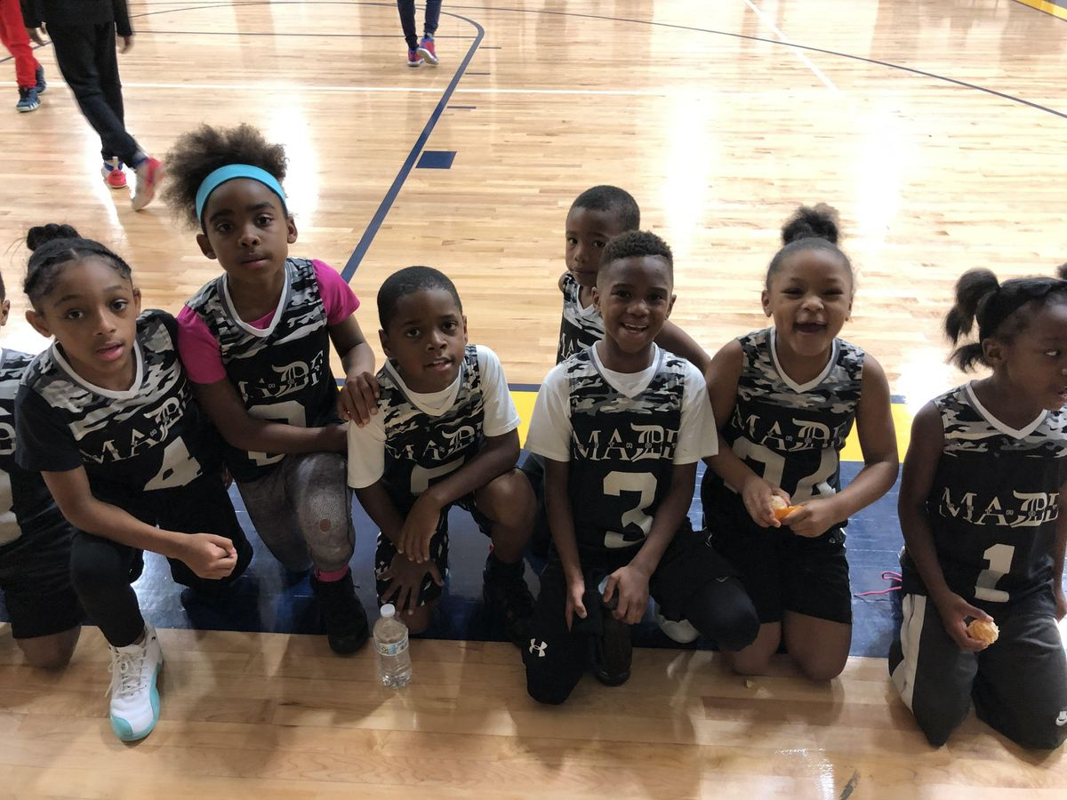 Detroit MADE Youth Basketball Program