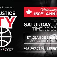 13th Annual Liberty &amp Justice Unity Basketball Event
