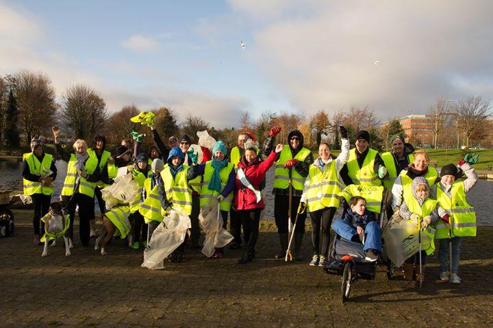 Clean Up of Sean Walsh Park