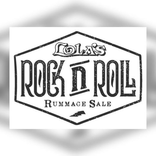 Lolas Rock n Roll Rummage Sale-Sept. 30th