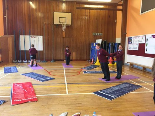 Childrens Yoga (5-7 yos) based on Jack and Betty and the Tigers