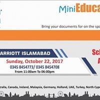 FES 8th Mini Education Fair - Islamabad