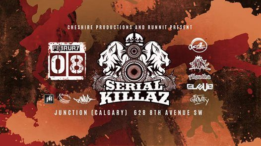 Serial Killaz  Featuring the Runnit Productions crew