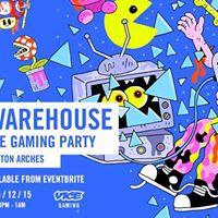 Super Warehouse (Joypad x Vice Gaming Party)