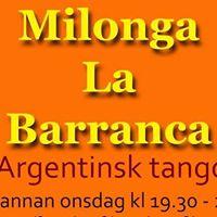 Milonga la Barranca