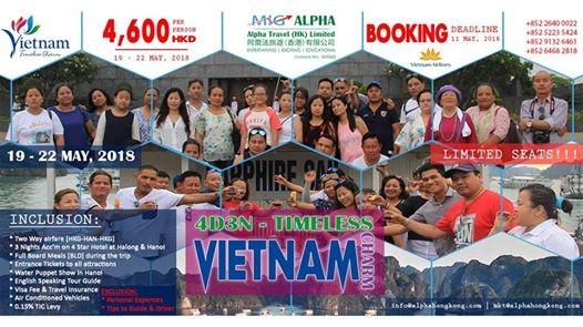 Timeless CHARM of Vietnam