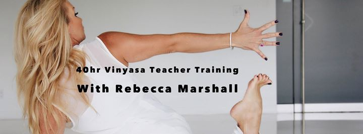 40hr Vinyasa Teacher Training