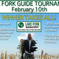 Lake Fork Guide Tournament