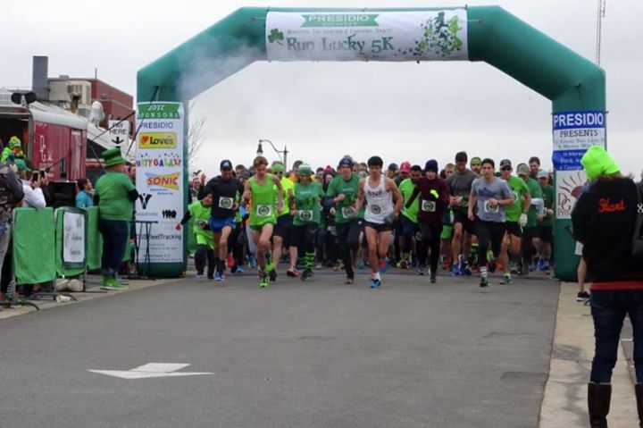 The 2018 Run Lucky 5k and Mission Mile Fun Run