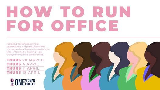 [SOLD OUT] How to Run for Office (Queensland)