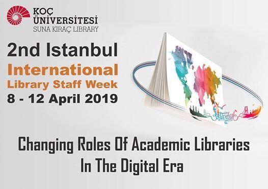 2nd Istanbul International Library Staff week