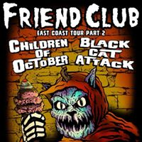 Children of October Black Cat Attack The Chodes and BARB