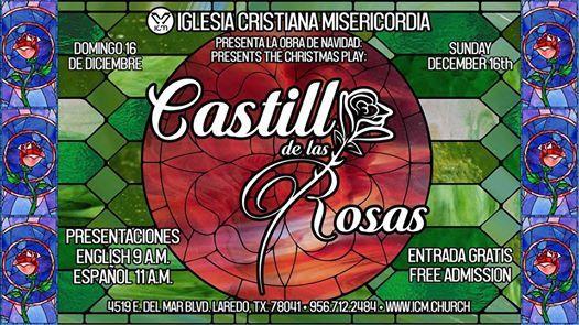 Obra de Navidad- Castillo de las Rosas