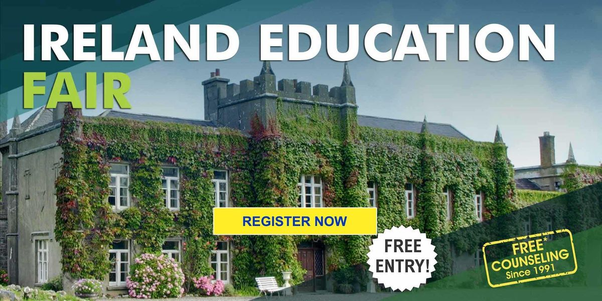 Ireland Education Fair in New Delhi