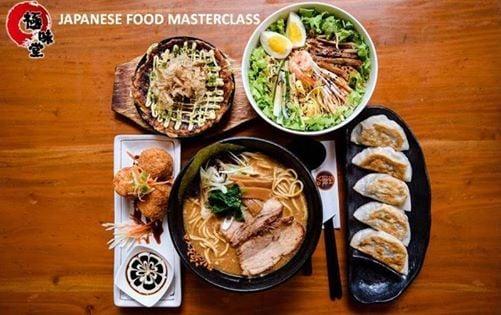 Masterclass Japanese Food