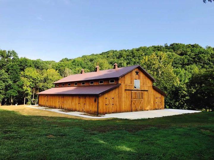 Cypress Barn At Miller Lake Open House Culleoka