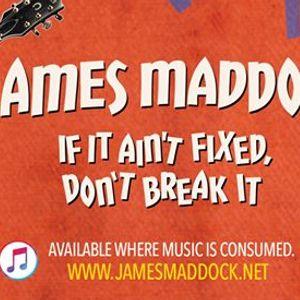 James Maddock and Band at The Loft at City Winery