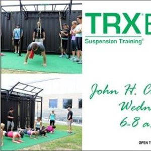 TRX BOX Challenge
