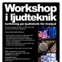 Technixx - Workshop i ljudteknik
