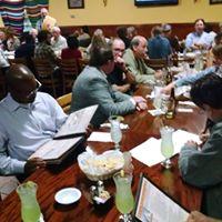 GB Dems August Meet Up Dinner