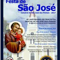 Festa de So Jos - 2017