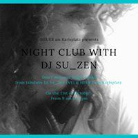 Night Club with DJ Su_Zen (NY)