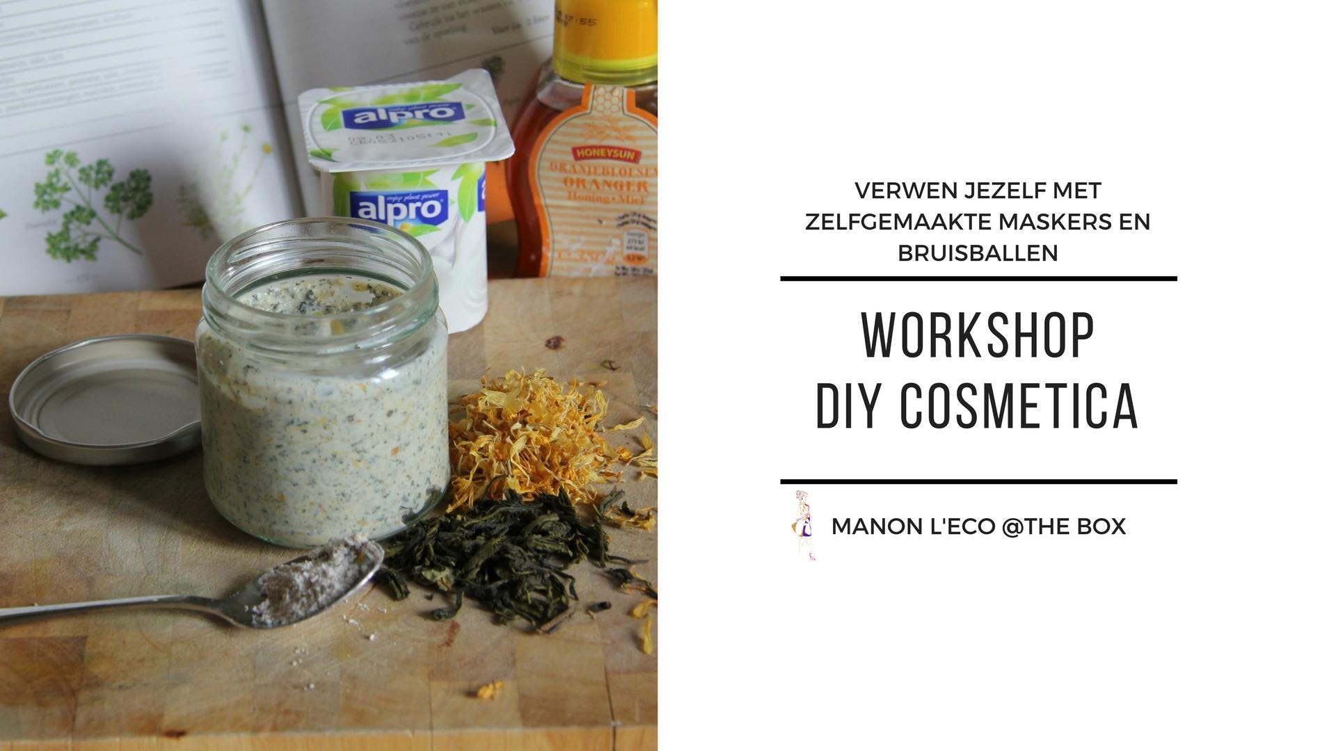 Workshop DIY cosmetica
