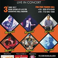 Band Jallosh Live in Concert (NAGPUR)