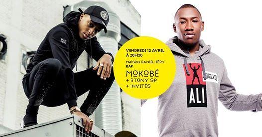 Mokob en concert