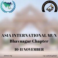 Asia International MUN Bhavnagar Chapter