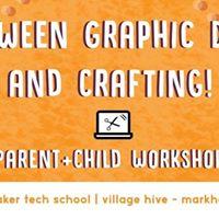 Halloween Graphic Design &amp Crafting