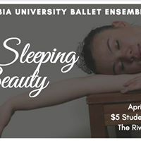 CUBE presents The Sleeping Beauty