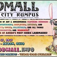 Oddmall Rubber City Rumpus