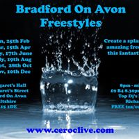 Bradford on Avon freestyle - DJ Richard B