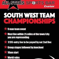 South West Team Championships